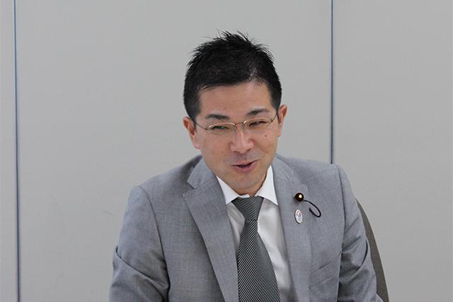 荻野健司さん