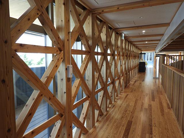 建物の耐震性を保つための耐力壁